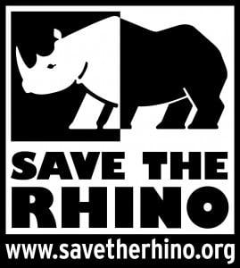 savetherhino 269x300 - White Rhinoceros